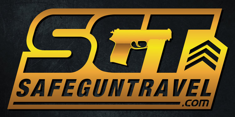 SafeGunTravel.com Launches — a new startup for people to safely travel with their firearms